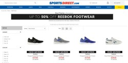REEBOK sale up to #50% ‼